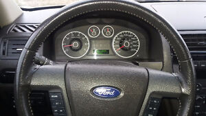 FORD FUSION SEL  2006 LEATHER  SUNROOF EXCELLENT CONDITION Strathcona County Edmonton Area image 5