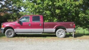 2004 Ford F-250 Lariat Camionnette