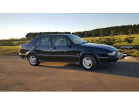 Saab 9000 2.0 Auto 1995 Full history, 1 owner, 99K, 12months MOT, clean body