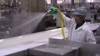 Factory/ Warehouse Cleaner
