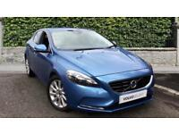 2015 Volvo V40 D2 SE Lux Powershift with Rear Automatic Diesel Hatchback