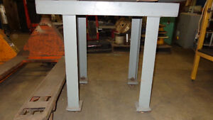 Mitutoyo Graplate Table, Repurpose as Kitchen Island, In Auction London Ontario image 6