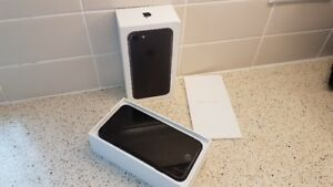 Mint Condition iPhone 7 128GB Jet Black