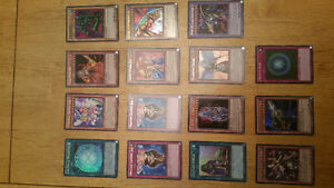 Yugioh Cards For Sale or Trade