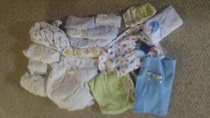 Crib sheets! Blankets!