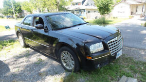 2008 Chrysler 300 series