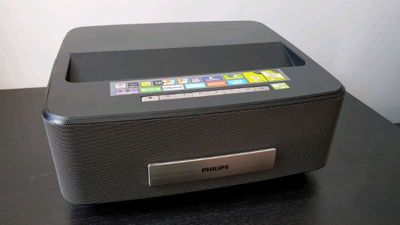 Philips screeneo 1590 3d led ultra short throw projector | in Southampton,  Hampshire | Gumtree