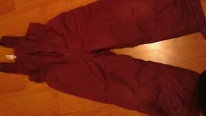 size 4 snowpants London Ontario image 1