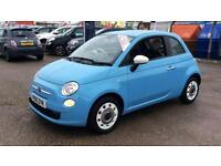 2015 Fiat 500 Colour Therapy Petrol