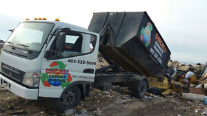 Oncall Garbage Removal Calgary Alberta image 2