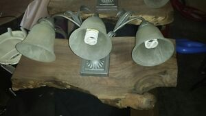 Live Edge Light Fixtures - Unfinshed Kitchener / Waterloo Kitchener Area image 1