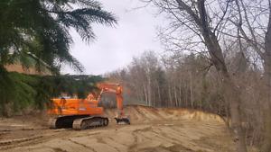 Terrain prêt  pour  autoconstruction