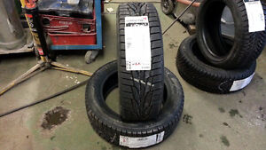 2 NEW KUMHO SNOW TIRE 195/55R16