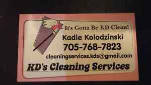 Cleaning Services Available Peterborough Peterborough Area image 1