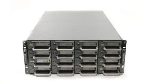 AVID Unity ISIS 7020-03518 Shared Storage 32x 1TB iSS2000 Controllers