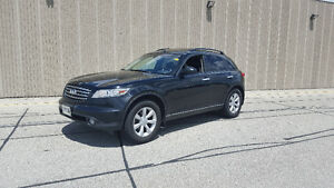 2005 INFINITI FX35**NAV** REAR ENTERTAINMENT** PRICED TO SELL!