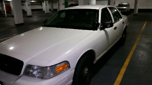 2008 Ford Crown Victoria P71 Police Interceptor (For Sale)