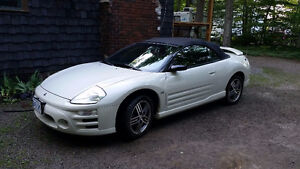 2003 Mitsubishi Eclipse Spyder GT Convertible