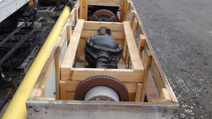 2015 dodge 3500 rear differential