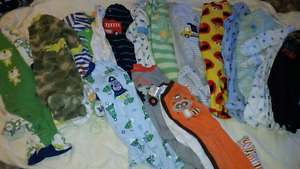 Tons of boys 3-6 months clothes