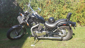 2001 Suzuki Intruder VS1400 Custom