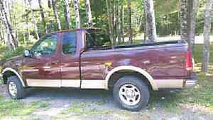 1998 Ford 150 4×4