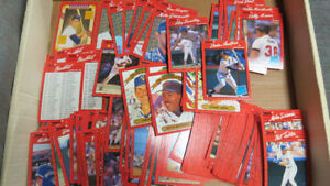 1990 Donruss MLB cards(rookies,MVP,Checklists,(214))