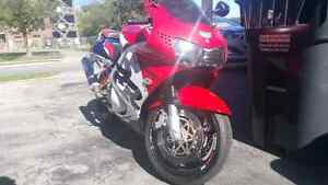 Cbr900rr fireblade need gone nowhere to store for the winter
