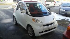 2011 Smart Fortwo Cabriolet