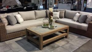 20% Off Sale - Elegant Patio Furniture