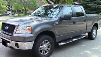 2006 Ford F-150 SuperCrew XLT 4x4 Truck