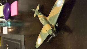 Spitfire Dinky Toys