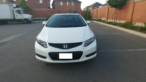 2013 Honda Civic EX Coupe (2 door) * NO ACCIDENT *