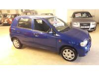 Suzuki Alto 1.1 GL only 77,432 miles only 2 Former keepers 01603 622313