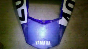 Rear tail for a 2000 yamaha r1