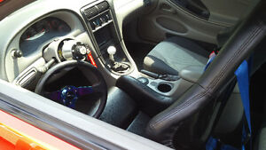 2001 Ford Mustang mustang coup Coupe (2 door)