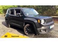 2016 Jeep Renegade 1.6 Multijet Dawn Of Justice 5 Manual Diesel Hatchback