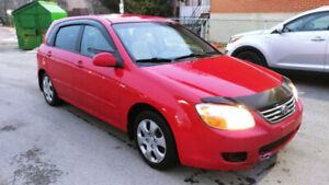 2008 Kia Spectra 5 for sale. NEEDS A CLUTCH!!