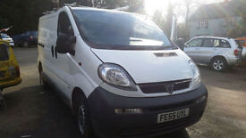 Vauxhall Vivaro 1.9Di 2900 SWB TWO SIDE LOADING DOORS EXCELLENT ALL ROUND