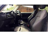2015 Mini Hatch 2.0 Cooper S 3dr Manual Petrol Hatchback