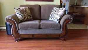 Love seat for sale, like new!