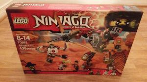 Lego Ninjago Salvage M.E.C. 70592