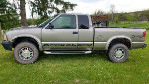 2000 S-10 ZR2 Extended Cab 4x4