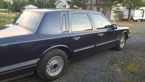 1997 Lincoln Towncar
