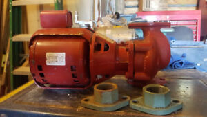 water circulation pump never used