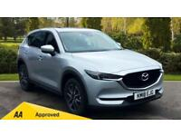 2018 Mazda CX-5 2.2d (175) Sport Nav 5dr AWD Manual Diesel Estate