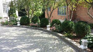Custom Stone Work / Walk ways / Stairs / Retaining Walls London Ontario image 5