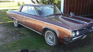 1964 Oldsmobile Super 88 hardtop Safetied