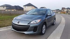 2012 Mazda 3. Skyactiv. Sunroof. Bluetooth