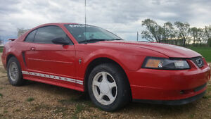 2002 Ford Mustang Body kit Coupe (2 door)